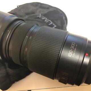 Panasonic - LUMIX 望遠レンズ H-FSA100300