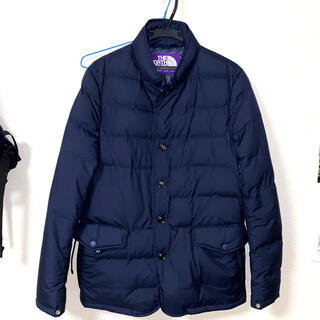 THE NORTH FACE - THE NORTH FACE PURPLELABEL バーティカルトラベルJKT