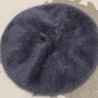 ロペピクニック(Rope' Picnic)のファー ベレー帽(ハンチング/ベレー帽)