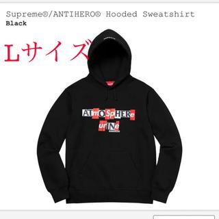 Supreme - Supreme ANTIHERO Hooded Sweatshirt L シュプ