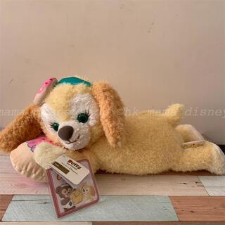 ダッフィー - 香港ディズニー限定 クッキーアン ふわふわ抱き枕