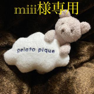 gelato pique - gelato pique ガラガラ ベビー おもちゃ