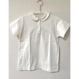 ファミリア(familiar)のfamiliar 白丸襟ポロシャツ(Tシャツ/カットソー)