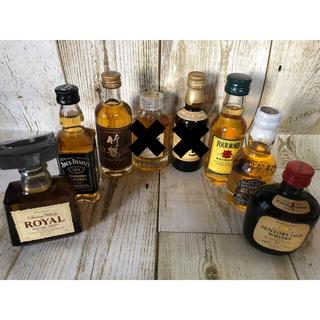サントリー - ウイスキー ミニボトル 響 竹鶴 山崎