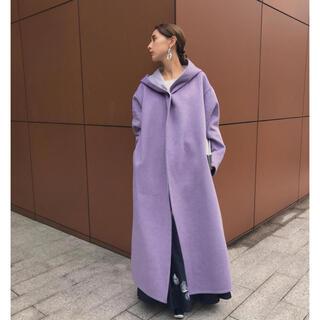 Ameri VINTAGE - 【 AMERI 】定価2万円 人気完売 フード付きオーバーコート