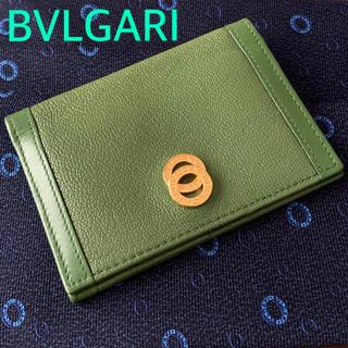 BVLGARI - ⭐️美品‼︎⭐️BVLGARIブルガリ⭐️パスケース