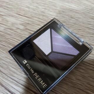 キスミーコスメチックス(Kiss Me)の新品キスミーフェルム グラデーションアイカラー04 バイオレット系(アイシャドウ)