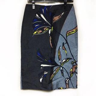 マルニ(Marni)のマルニ ロングスカート サイズ40 M -(ロングスカート)