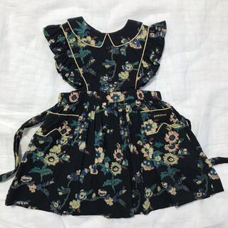Caramel baby&child  - BONJOUR DIARY ボンジュールダイアリー ワンピース