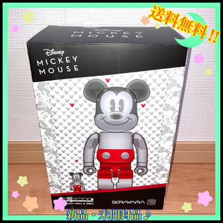 メディコムトイ(MEDICOM TOY)のBE@RBRICK FUTURE MICKEY (2nd COLOR Ver.)(その他)