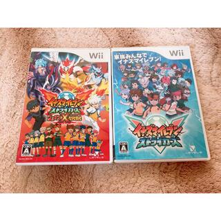 Wii - イナズマイレブン ストライカーズ 2012 エクストリーム wii