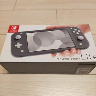 ニンテンドースイッチ(Nintendo Switch)の【未使用品】任天堂 Switch Lite 海外版 ヨーロッパ版(家庭用ゲーム機本体)