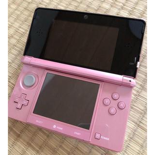 ニンテンドー3DS - Nintendo3DS ミスティピンク 本体