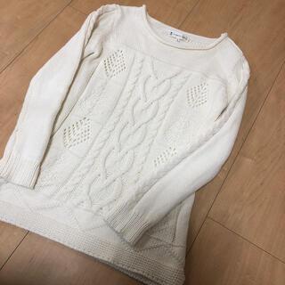 クミキョク(kumikyoku(組曲))のKUMIKYOKU セーター (ニット/セーター)