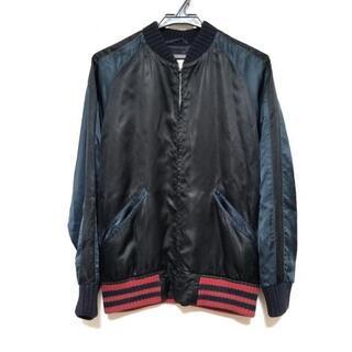 グッチ(Gucci)のグッチ ブルゾン サイズ48 M メンズ美品  -(ブルゾン)