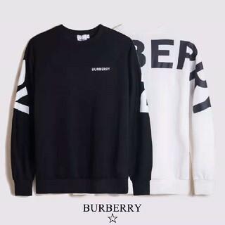 BURBERRY - [2枚12000円送料込み]BURBERRY パーカー 男女兼用#33