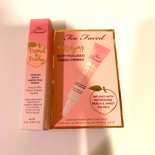 トゥフェイス(Too Faced)のtoo faced soft-focused finish primer(化粧下地)