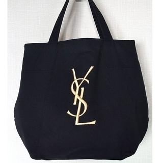 Yves Saint Laurent Beaute - 【非売品】YSL✴️ゴールド刺繍トートバッグ