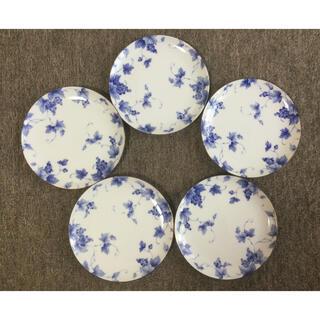 タチキチ(たち吉)のアダム&イブ 皿 タチ吉 5枚セット(食器)