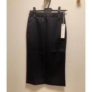 スタニングルアー(STUNNING LURE)のSTUNNING LURE サテンスカート(ひざ丈スカート)