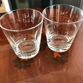 バーニーズニューヨーク(BARNEYS NEW YORK)のBARNEYS NEWYORK バーニーズニューヨーク クリスタルペアグラス(グラス/カップ)