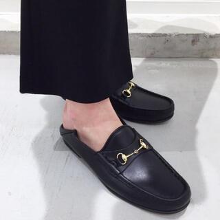 アパルトモンドゥーズィエムクラス(L'Appartement DEUXIEME CLASSE)のアパルトモン購入CAMINANDO2wayレザーローファー(ローファー/革靴)