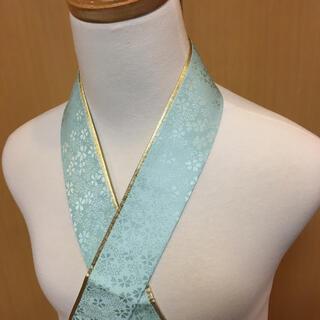 成人式、卒業式✨リバーシブル重ね衿 伊達襟 水印(振袖)