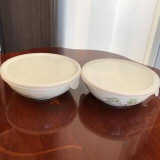 タチキチ(たち吉)のTACHIKICHI たち吉 橘 蓋付き 深皿 2セット(食器)