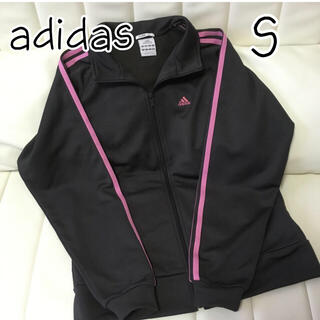 adidas - 未使用 adidas レディース ジャージ S