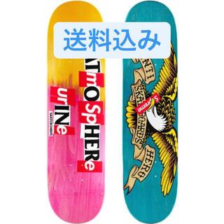 シュプリーム(Supreme)のSupreme ANTIHERO Skateboard Pink(スケートボード)