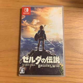 Nintendo Switch - 送料込 即日発送 ゼルダの伝説 ブレス オブ ザ ワイルド Switch