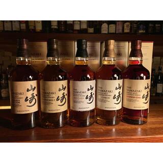 山崎Edition2020 5本セット サントリー ウイスキー