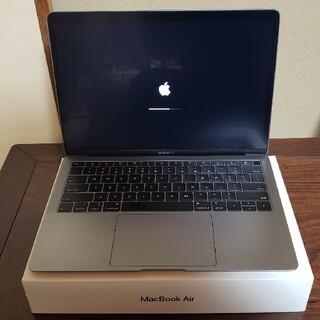マック(Mac (Apple))のmacbook air 2018 16gb 512gb SSD(ノートPC)