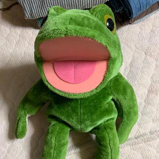 トイザラス(トイザらス)のトイザらス カエル(ぬいぐるみ)