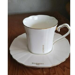 ジバンシィ(GIVENCHY)のGIVENCHY  カップ5客セット +1(食器)