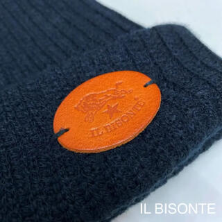 IL BISONTE - 新品同様★ 『IL BISONTE』ニット帽◆ユニセックス