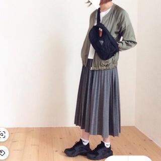 Ciaopanic - スウェット素材プリーツスカート