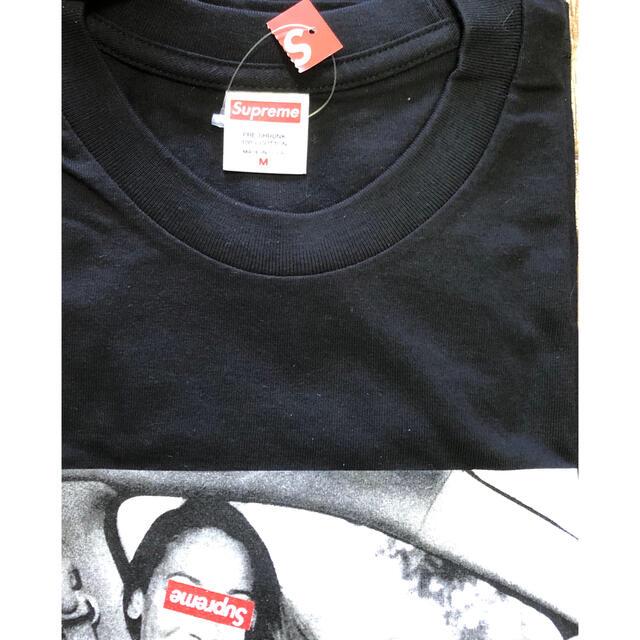 Supreme(シュプリーム)の【M】Supreme®/ANTIHERO® ice Tee 黒 メンズのトップス(Tシャツ/カットソー(半袖/袖なし))の商品写真