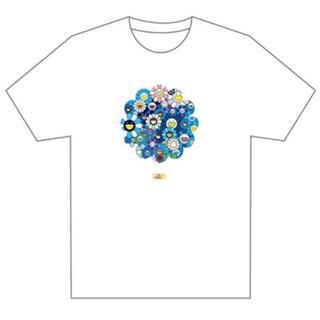村上隆 カイカイキキ コンプレックスコン フラワー Tシャツ 2017限定(Tシャツ/カットソー(半袖/袖なし))