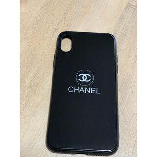 CHANEL☆iPhoneケース X/XS