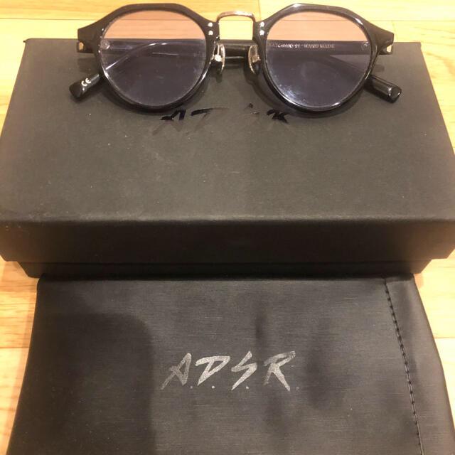 Ayame(アヤメ)のA.D.S.R サングラス SATCHMO メンズのファッション小物(サングラス/メガネ)の商品写真