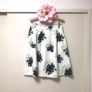 MISCH MASCH - 【♡美品♡】ミッシュマッシュの花柄スカート