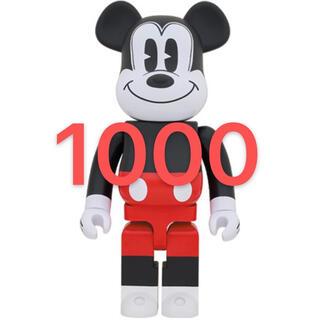 メディコムトイ(MEDICOM TOY)のBe@rbrick Mickey Mouse 1000%(その他)