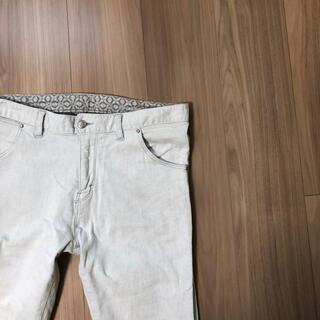 WHITE MOUNTAINEERING - ホワイトマウンテニアリング 9オンス スリムストレッチデニムパンツ サイズ1