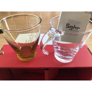 スガハラ(Sghr)の菅原工芸硝子 ペアグラス(グラス/カップ)