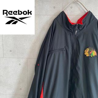 リーボック(Reebok)のReebok NHL ナイロンジャケット(ナイロンジャケット)