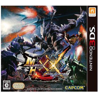 CAPCOM - 【中古】モンスターハンターXX【3DS】