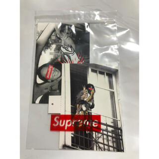 Supreme - Supreme x Anti Hero  Sticker Set