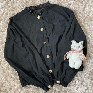 パナマボーイ(PANAMA BOY)の今週限定 レア black tops(シャツ/ブラウス(長袖/七分))