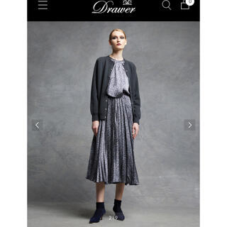Drawer - drawer ドゥロワー   幻の プリーツスカート